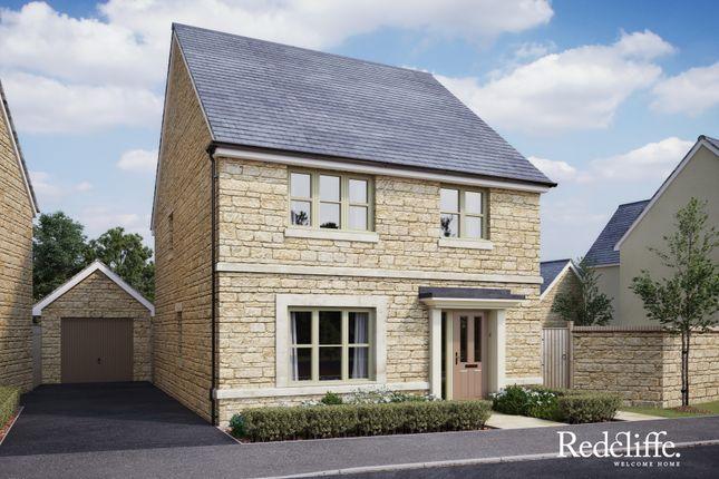 Thumbnail Detached house for sale in Park Lane, Corsham, Wiltshire