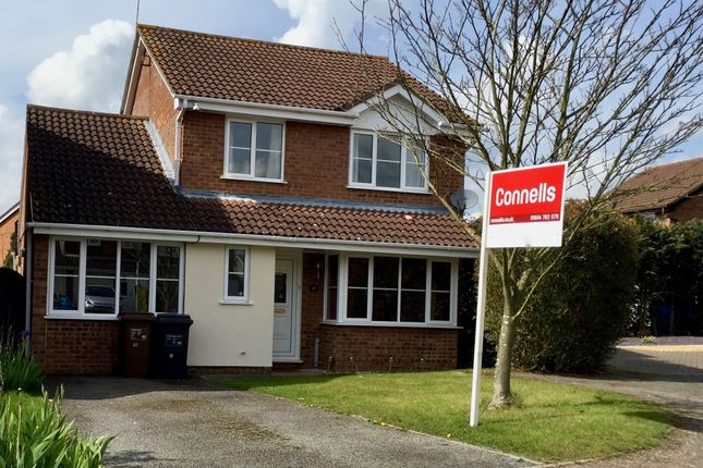 Thumbnail Detached house for sale in Tiffany Gardens, Northampton