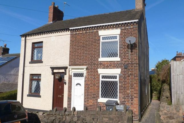 Thumbnail Semi-detached house to rent in The Hollow, Mount Pleasant, Stoke-On-Trent