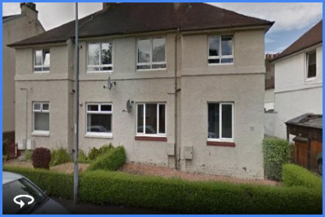 Thumbnail Flat to rent in Medwyn Place, Alloa, Clackmananshire