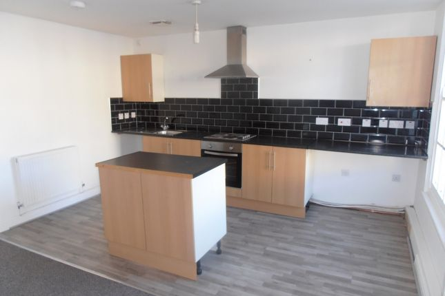 Thumbnail Flat to rent in Victoria Street, Aberdare