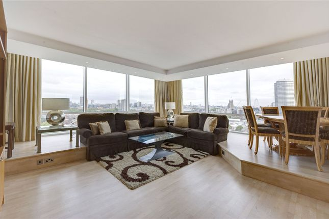 Thumbnail Flat to rent in The Panoramic, Grosvenor Road, Pimlico