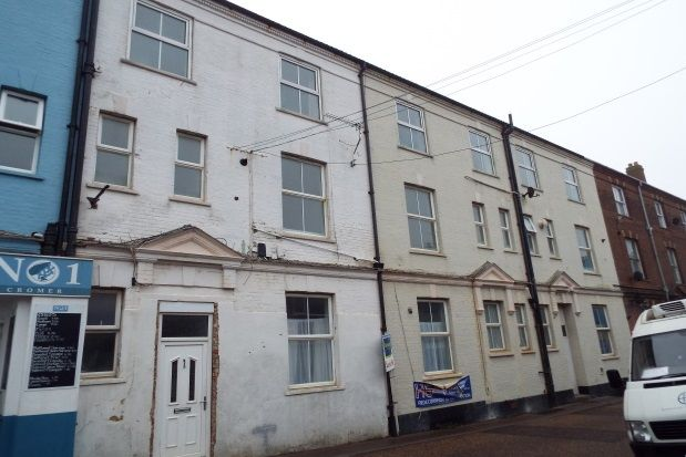 Thumbnail Flat to rent in New Street, Cromer