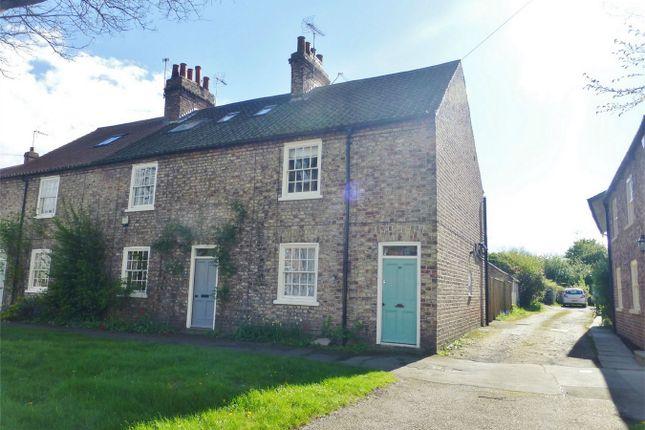 Thumbnail Cottage for sale in Main Street, Heslington, York