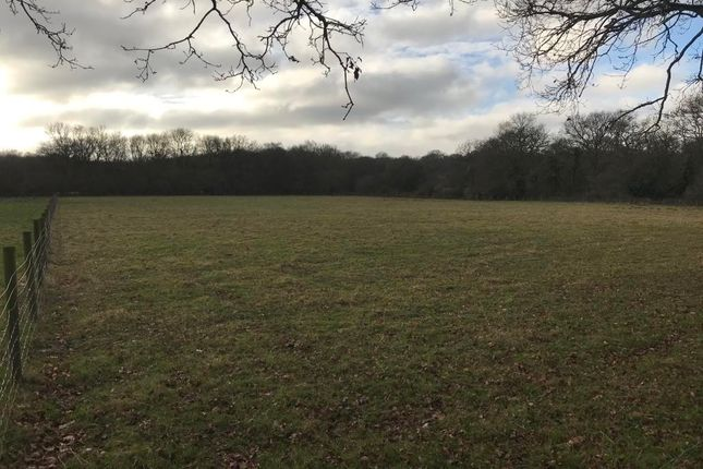 Thumbnail Land for sale in Land & Woodland, New Years Lane, Knockholt, Sevenoaks, Kent