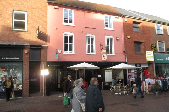 Thumbnail Office to let in To Let - Upper Floors, 21 Commercial Street, Hereford