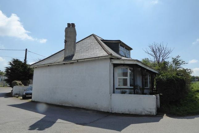 Thumbnail Detached bungalow for sale in Otterham, Camelford