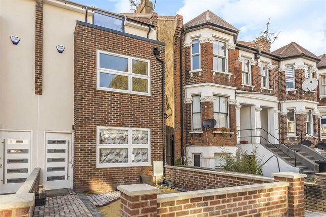 Thumbnail Property to rent in Agnes Road, London