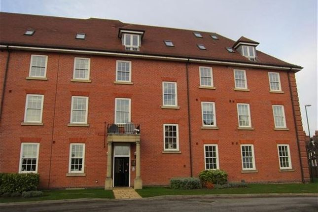Thumbnail Flat to rent in Five Lamps House, Derby, Derbyshire