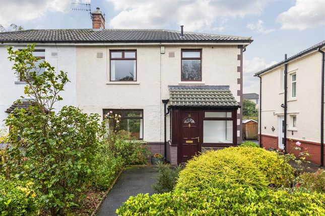 Thumbnail Semi-detached house to rent in Collyer View, Ben Rhydding, Ilkley