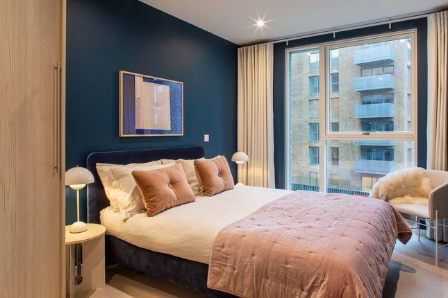 Bedroom of Meranti Apartments, Deptford Landings, Deptford SE8
