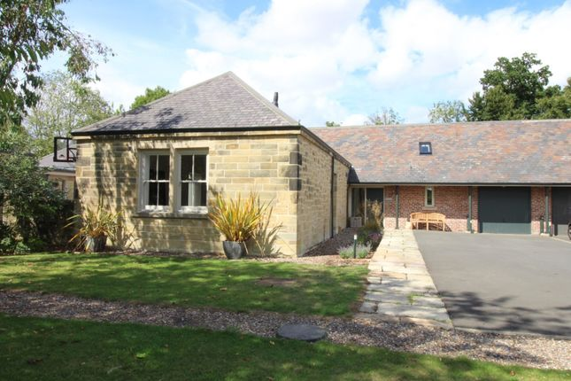 Thumbnail Detached house for sale in Hartford Hall Estate, Bedlington