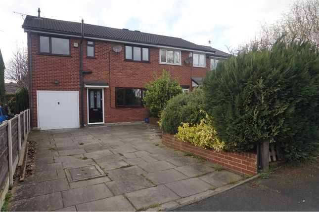 3 bed semi-detached house for sale in Cranberry Close, Altrincham