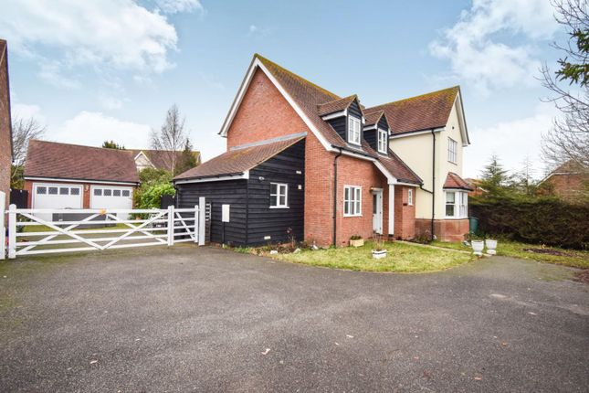 Thumbnail Detached house for sale in Woodside, Southminster