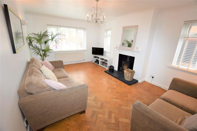 Thumbnail Detached house for sale in St. Lythans Road, Barry