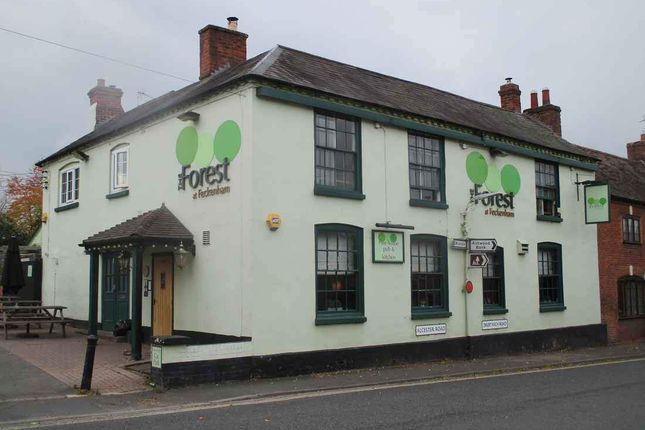 Thumbnail Restaurant/cafe for sale in Droitwich Road, Feckenham, Redditch