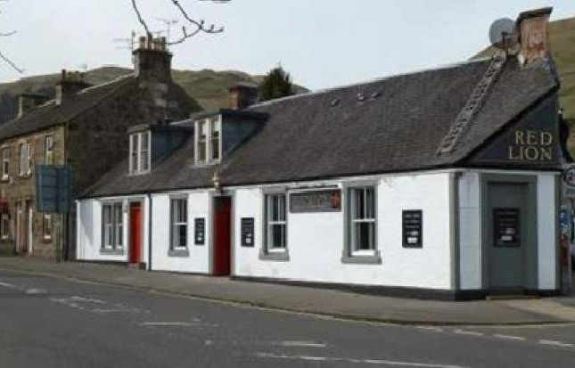 Thumbnail Commercial property to let in High Street, Tillicoultry