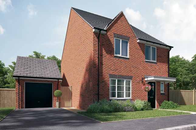 """Thumbnail Detached house for sale in """"The Mylne"""" at Station Approach, Westbury"""