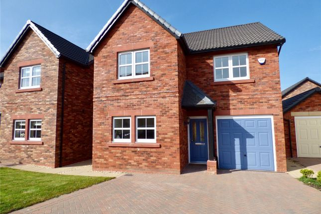 Thumbnail Detached house for sale in Goodwood Drive, Carlisle, Cumbria