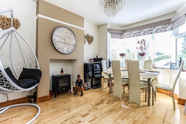 Reception Room of Hazelhurst Road, Castle Bromwich, Birmingham, West Midlands B36