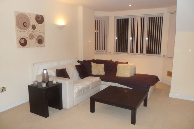 Thumbnail Flat to rent in Hermitage Court, Oadby