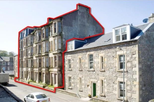 Thumbnail Commercial property for sale in Castle Street, Port Bannatyne, Rothesay