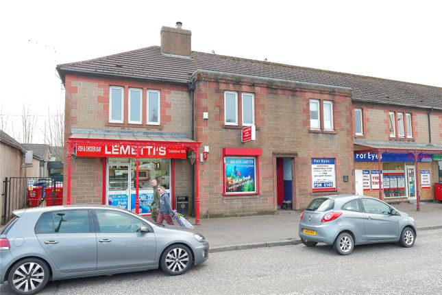 Thumbnail 2 bed flat for sale in Main Street, Camelon, Falkirk, Stirlingshire