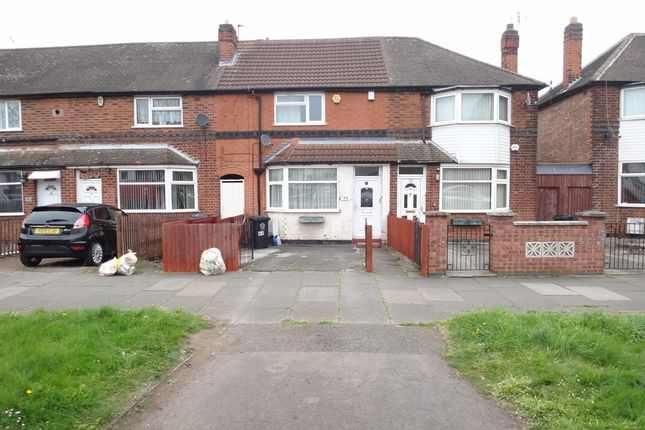 Thumbnail Town house for sale in Canon Street, Belgrave, Leicester