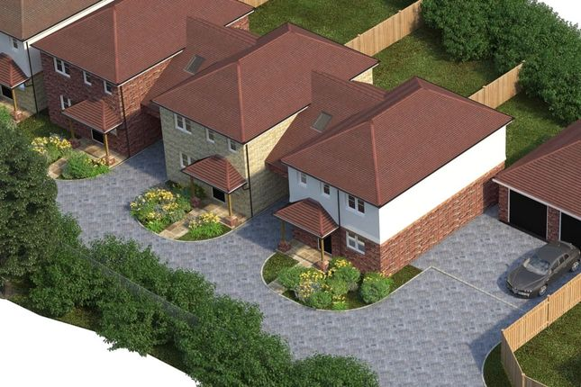 Thumbnail Detached house for sale in Beckett Close Romany Road, Gillingham
