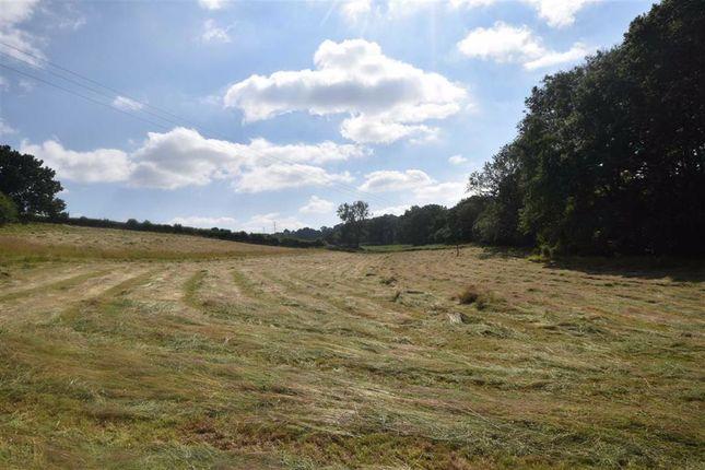 Land for sale in Barrel Lane, Aston Ingham, Herefordshire HR9