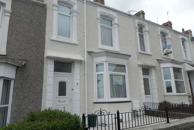 5 bed terraced house for sale in Penbryn Terrace, Brynmill, Swansea SA2