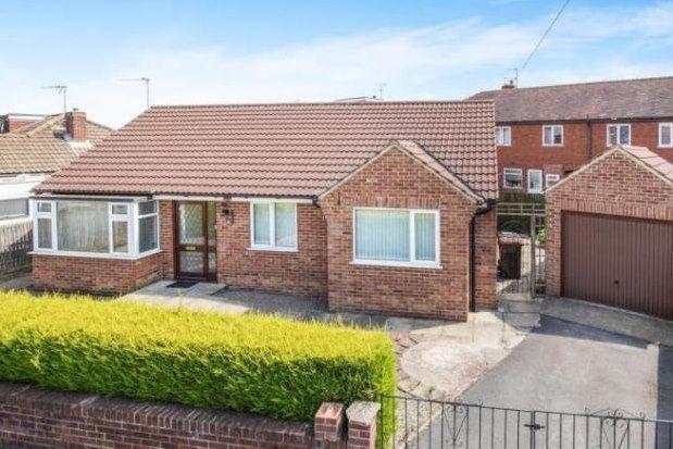 Thumbnail Property to rent in Ethel Crescent, Knaresborough