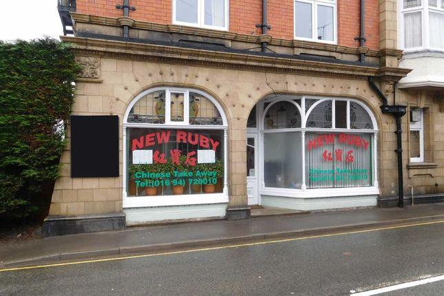 Thumbnail Commercial property for sale in Shrewsbury Road, Church Stretton, Shropshire