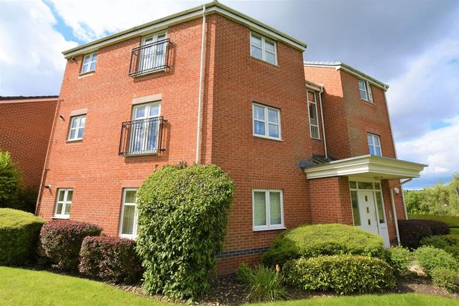Thumbnail Flat to rent in Moorefields View, Norton, Stoke-On-Trent