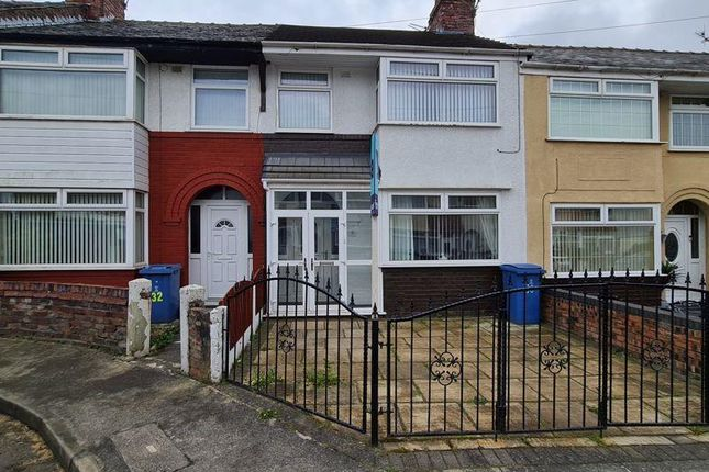 3 bed terraced house to rent in St Austells Road, Liverpool L4