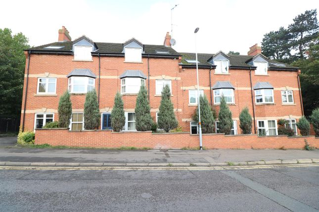 Thumbnail Flat for sale in Park View House, Washbrook Road, Rushden