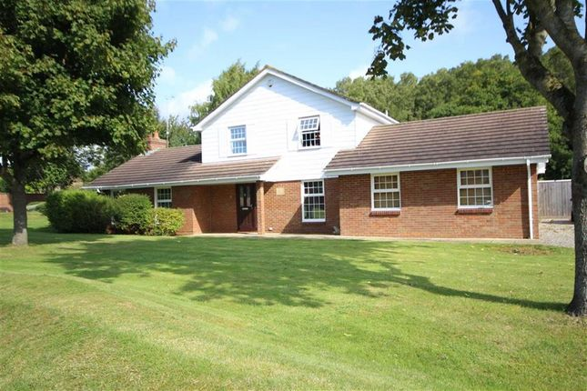 Thumbnail Detached house for sale in Brettingham Gate, Broome Manor, Swindon