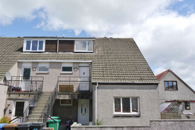 Thumbnail Maisonette for sale in 16 Johnston Crescent, Lochgelly, Fife