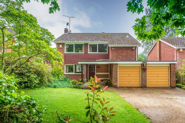 Thumbnail Detached house for sale in Church Road, Copthorne, Crawley