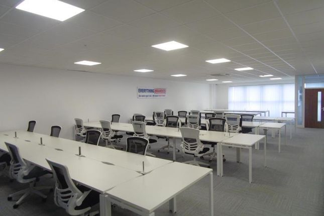 Thumbnail Office to let in Unit 8, Interchange 21, Centre Court, Leicester