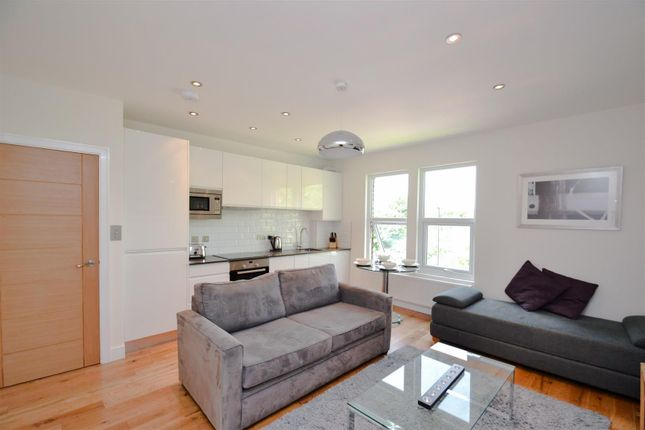 Thumbnail Flat to rent in The Vale, Acton