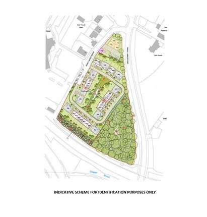 Thumbnail Commercial property for sale in Land At Carrs Cottage, Windy Arbor Brow, Prescot, Merseyside