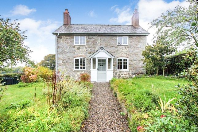 Thumbnail Cottage for sale in Old Churchstoke, Montgomery, Powys