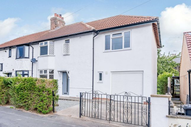 3 bed semi-detached house for sale in Charles Avenue, Harrogate HG1