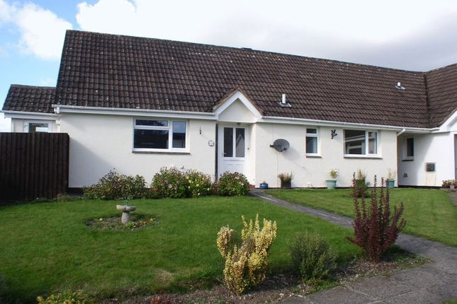 Thumbnail Detached bungalow to rent in Lamb Park, Chagford, Newton Abbot