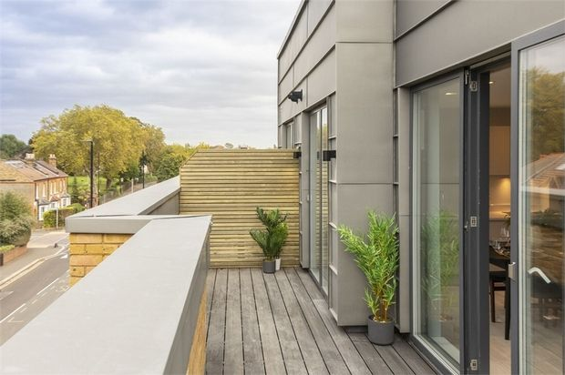Thumbnail Flat for sale in Noma, 71 St Johns Road, Isleworth, Middlesex