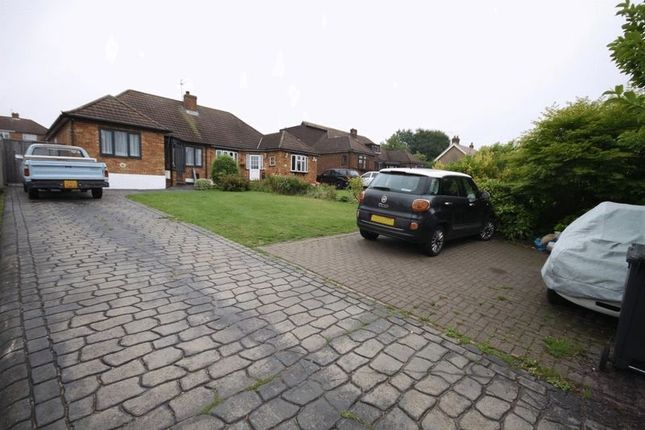 Thumbnail Semi-detached bungalow for sale in Upshire Road, Waltham Abbey