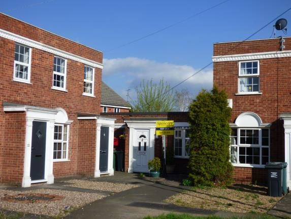 Front of Wolsey Way, Syston, Leicester, Leicestershire LE7
