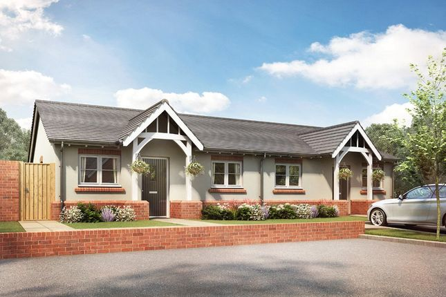 Thumbnail Bungalow for sale in Bredon Gate, Ashton-Under-Hill, Worcestershire