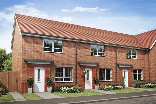 """Thumbnail End terrace house for sale in """"Roseberry"""" at Cae Brewis, Boverton, Llantwit Major"""